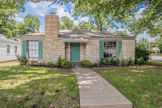 3623 Kell Street, Fort Worth, TX 76109 (MLS #14367538) :: North Texas Team | RE/MAX Lifestyle Property