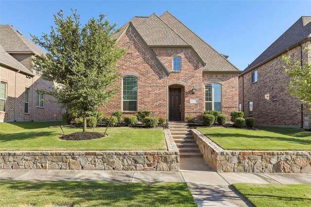 12325 Burnt Prairie Lane, Frisco, TX 75035 (MLS #14367582) :: The Kimberly Davis Group