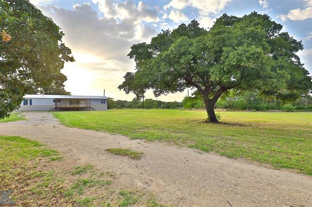 3176 County Road 120, Baird, TX 79504 (MLS #14367604) :: The Heyl Group at Keller Williams