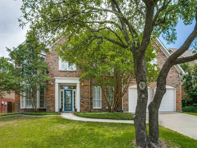1082 Woodbriar Drive, Grapevine, TX 76051 (MLS #14367674) :: Team Tiller