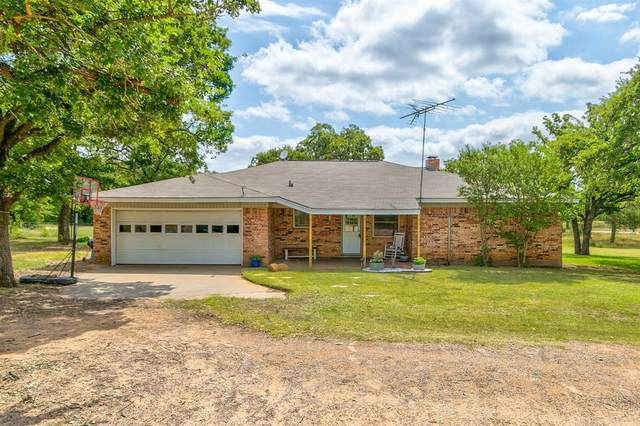 5748 S Highway 281, Mineral Wells, TX 76067 (MLS #14367682) :: Team Hodnett
