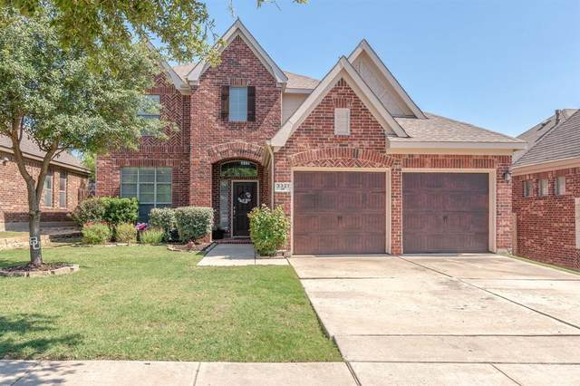 3321 Tori Trail, Fort Worth, TX 76244 (MLS #14367692) :: The Good Home Team