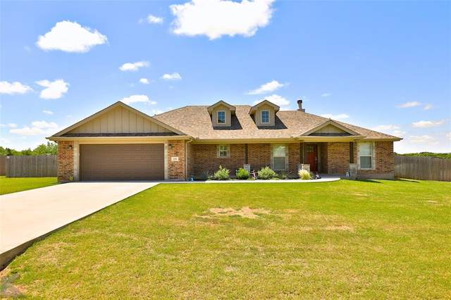 221 Countryside Drive, Tuscola, TX 79562 (MLS #14367702) :: The Chad Smith Team
