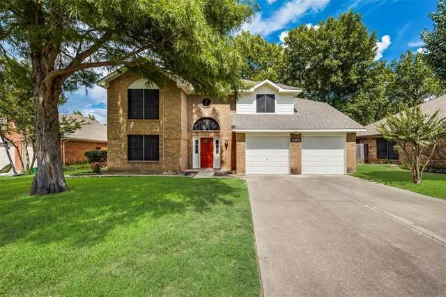 4454 Kessler Street, Grand Prairie, TX 75052 (MLS #14367738) :: The Heyl Group at Keller Williams