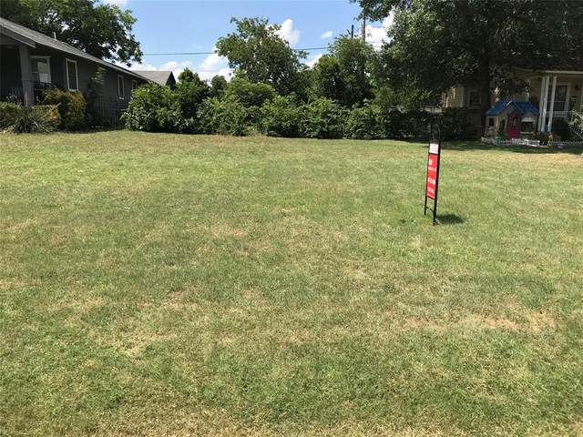 5132 Locke Avenue, Fort Worth, TX 76107 (MLS #14367793) :: Trinity Premier Properties