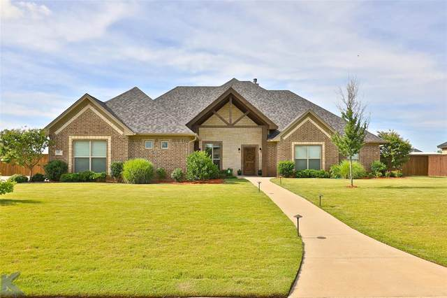 125 Angie Lane, Abilene, TX 79602 (MLS #14367849) :: The Mitchell Group