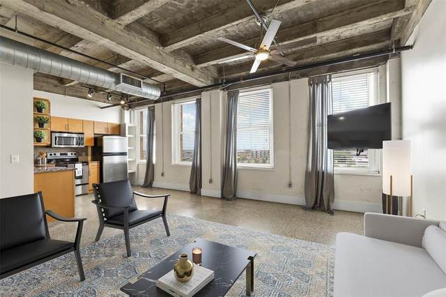 221 W Lancaster Avenue #6005, Fort Worth, TX 76102 (MLS #14367867) :: The Chad Smith Team