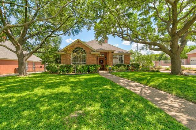 1701 W Westhill Drive, Cleburne, TX 76033 (MLS #14367930) :: The Hornburg Real Estate Group