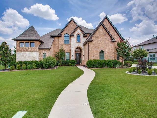 2401 Top Rail Lane, Southlake, TX 76092 (MLS #14367967) :: The Good Home Team