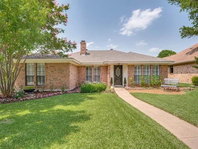 3911 Dome Drive, Addison, TX 75001 (MLS #14368032) :: EXIT Realty Elite