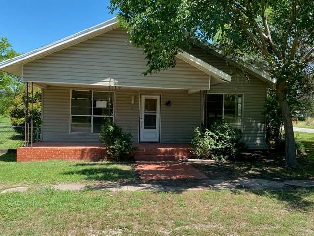 221 E Stroud Street, Frost, TX 76641 (MLS #14368080) :: Team Tiller