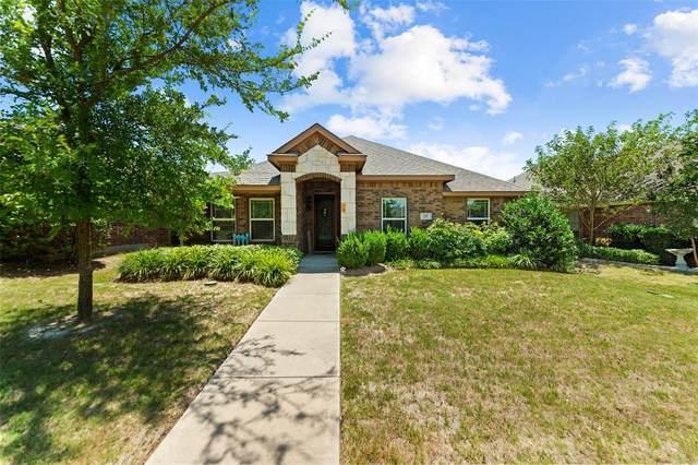 105 Brook Hollow Lane, Red Oak, TX 75154 (MLS #14368083) :: Century 21 Judge Fite Company