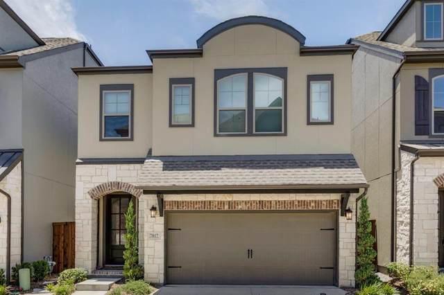 7017 Mistflower Lane, Dallas, TX 75231 (MLS #14368181) :: The Hornburg Real Estate Group