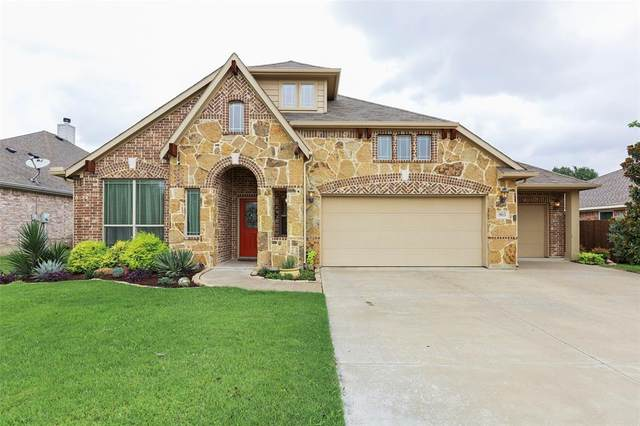 905 Mcalpin Road, Midlothian, TX 76065 (MLS #14368194) :: The Hornburg Real Estate Group