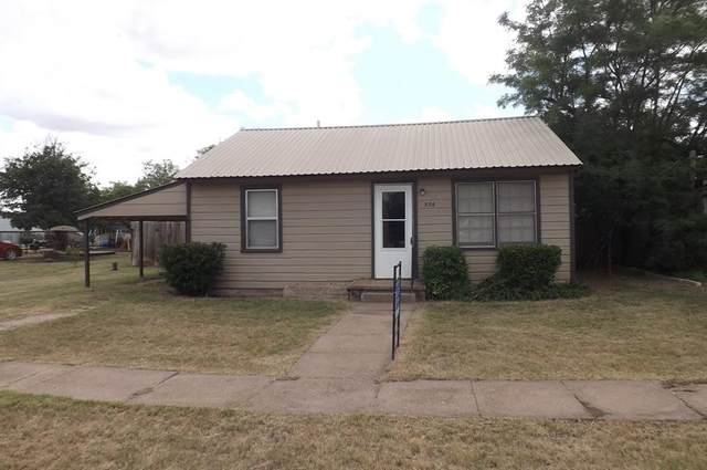 536 NW Avenue F, Hamlin, TX 79520 (MLS #14368204) :: The Chad Smith Team