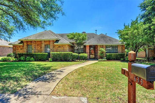 635 W Jefferson Street, Van Alstyne, TX 75495 (MLS #14368213) :: The Kimberly Davis Group