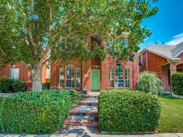 5424 Waterwood Court, The Colony, TX 75056 (MLS #14368220) :: The Kimberly Davis Group