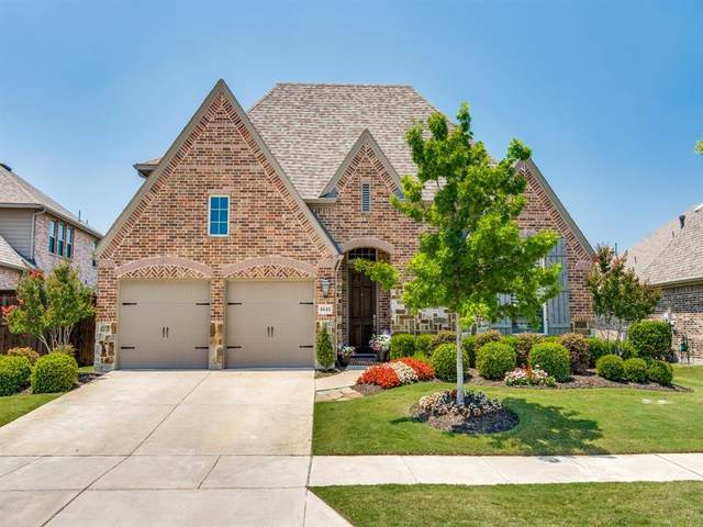 4641 Desert Willow Drive, Prosper, TX 75078 (MLS #14368347) :: Tenesha Lusk Realty Group