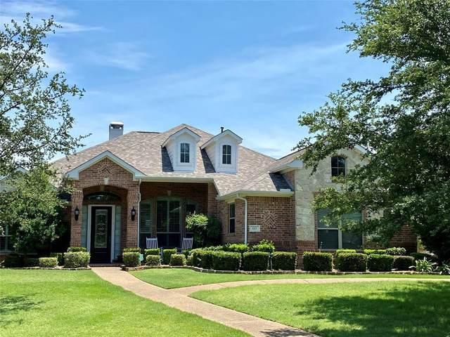 113 W Carruth Lane, Double Oak, TX 75077 (MLS #14368446) :: Baldree Home Team