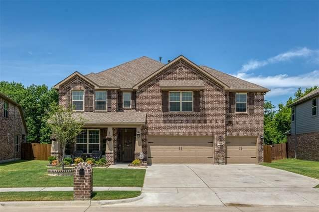 1638 Trail Side Road, Wylie, TX 75098 (MLS #14368584) :: Baldree Home Team