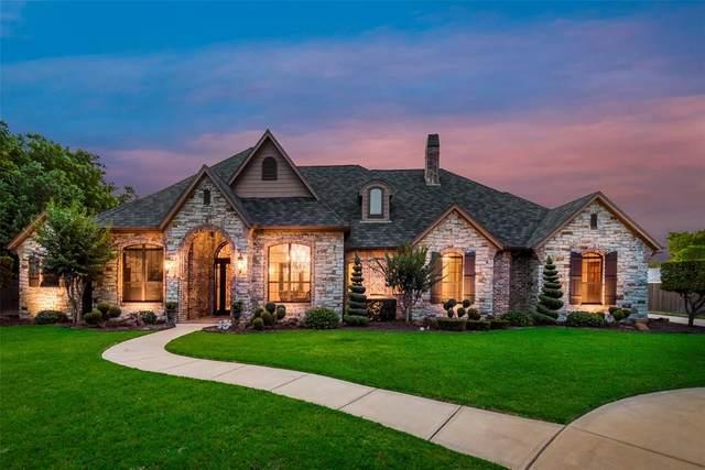 1201 Johnson Road, Keller, TX 76248 (MLS #14368595) :: The Hornburg Real Estate Group
