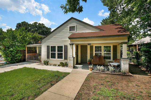2723 W Brooklyn Avenue, Dallas, TX 75211 (MLS #14368623) :: Trinity Premier Properties