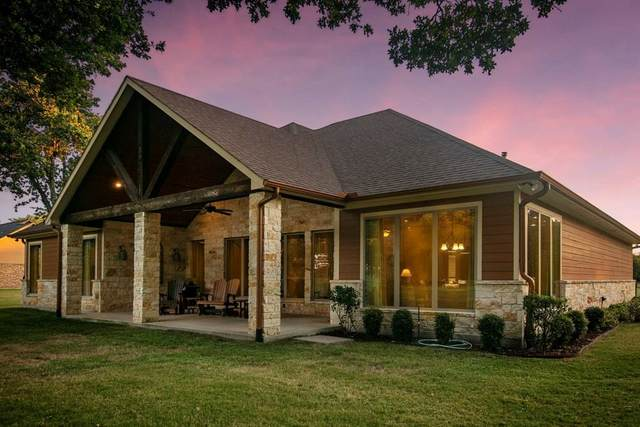 329 Splitrail Drive, Mabank, TX 75143 (MLS #14368678) :: The Kimberly Davis Group