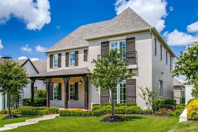 4004 Bent Elm Lane, Fort Worth, TX 76109 (MLS #14368680) :: All Cities USA Realty