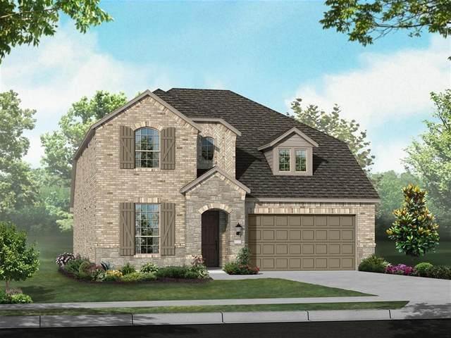 4001 River Bend Street, Mckinney, TX 75071 (MLS #14368696) :: The Heyl Group at Keller Williams