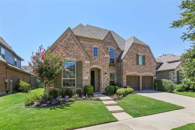 133 Birdcall Lane, Argyle, TX 76226 (MLS #14368709) :: Tenesha Lusk Realty Group