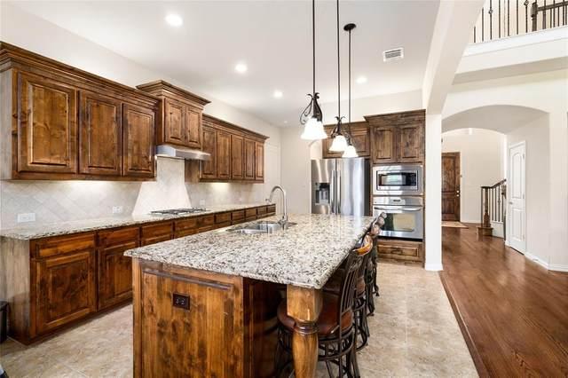 13647 Monstrell Road, Frisco, TX 75035 (MLS #14368788) :: The Kimberly Davis Group