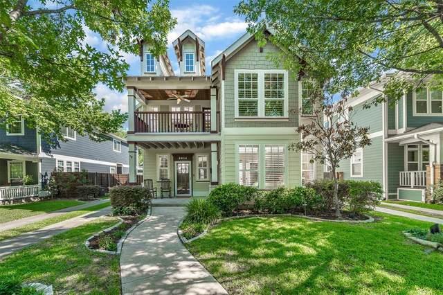 5614 Miller Avenue, Dallas, TX 75206 (MLS #14368858) :: Robbins Real Estate Group