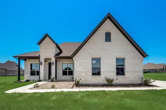 567 Lydia Lane, Granbury, TX 76049 (MLS #14368862) :: The Daniel Team