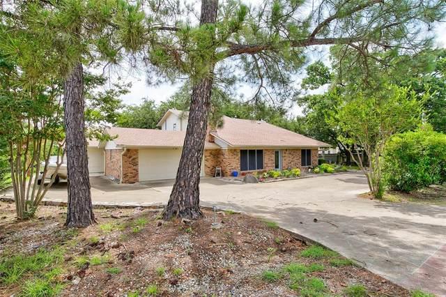 5109 Fairway Circle, Granbury, TX 76049 (MLS #14368892) :: The Mitchell Group