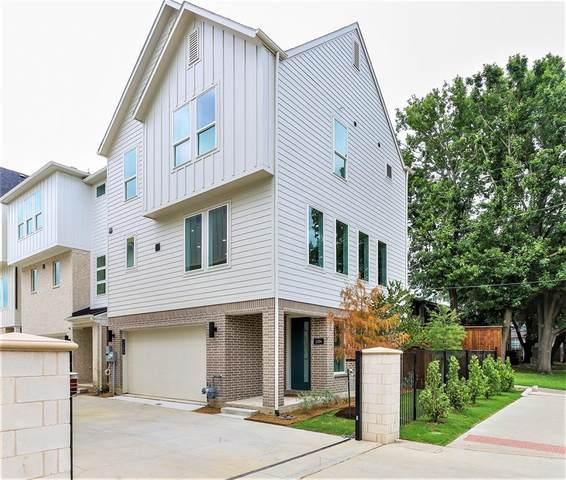 1104 Lavender Ridge, Dallas, TX 75204 (MLS #14368904) :: Trinity Premier Properties