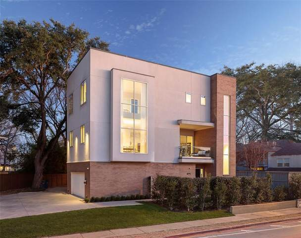 4002 Wycliff Avenue, Dallas, TX 75219 (MLS #14368924) :: Frankie Arthur Real Estate