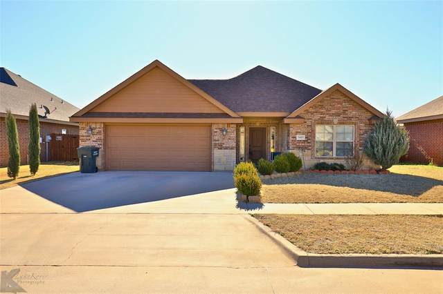 3449 Gays Way, Abilene, TX 79606 (MLS #14368940) :: The Mitchell Group