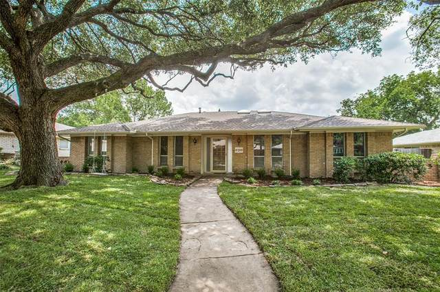 2720 Grandview Drive, Plano, TX 75075 (MLS #14368966) :: Trinity Premier Properties