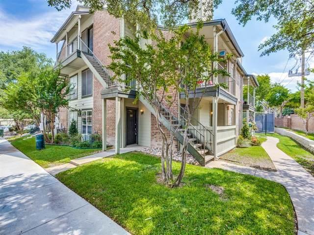 5981 Arapaho Road #605, Dallas, TX 75248 (MLS #14368998) :: The Heyl Group at Keller Williams