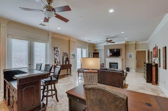 6605 Bandera Avenue 1E, Dallas, TX 75225 (MLS #14369007) :: Front Real Estate Co.