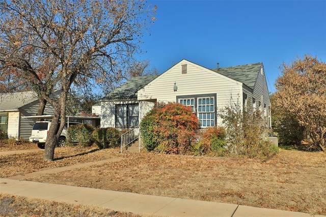 310 College Drive, Abilene, TX 79601 (MLS #14369023) :: Team Tiller