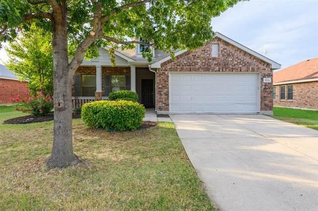 1532 Morin Drive, Denton, TX 76207 (MLS #14369036) :: The Kimberly Davis Group