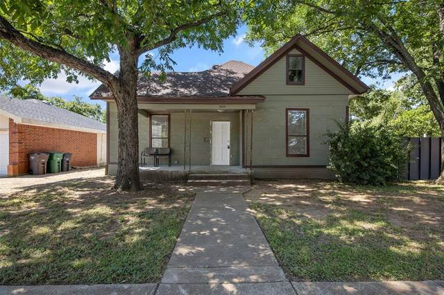 1266 E Myrtle Street, Fort Worth, TX 76104 (MLS #14369099) :: EXIT Realty Elite