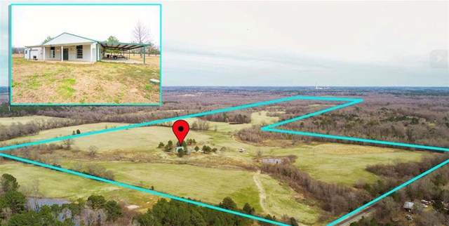 552 Cr 4152, Pittsburg, TX 75686 (MLS #14369100) :: The Chad Smith Team