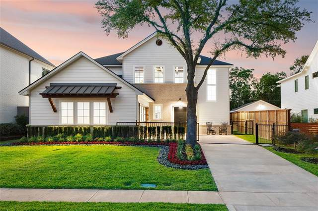 3935 Lively Lane, Dallas, TX 75220 (MLS #14369105) :: The Mitchell Group