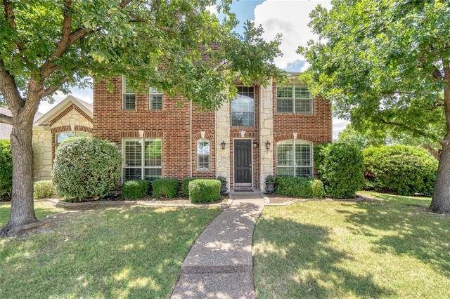 600 Regency Trail, Mckinney, TX 75072 (MLS #14369133) :: All Cities USA Realty