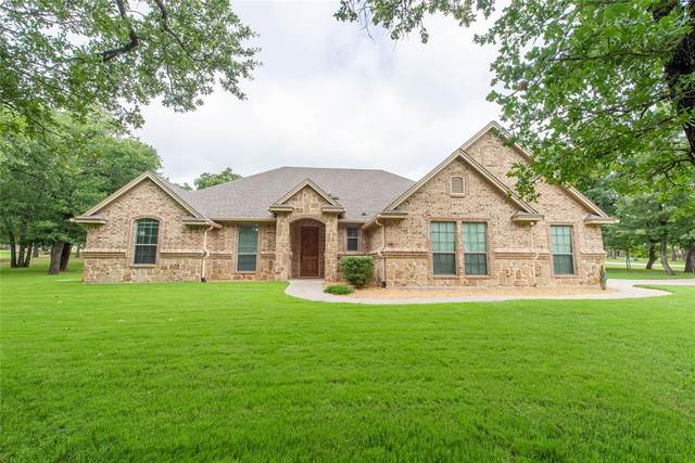 130 Foxpointe Circle, Weatherford, TX 76087 (MLS #14369149) :: NewHomePrograms.com LLC