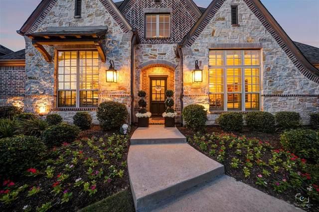 1706 Woodsboro Court, Allen, TX 75013 (MLS #14369154) :: The Good Home Team