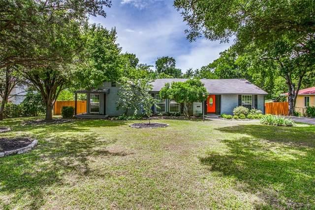 1223 Tranquilla Drive, Dallas, TX 75218 (MLS #14369162) :: Tenesha Lusk Realty Group