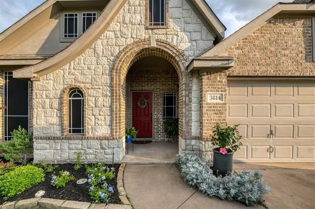 3814 Regent Street, Midlothian, TX 76065 (MLS #14369169) :: The Hornburg Real Estate Group